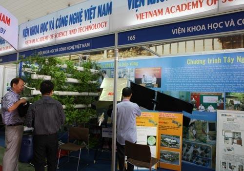 Techmart Quốc tế Việt Nam 2015 sẽ diễn ra tại Trung tâm Triển lãm Quốc tế (Hà Nội)