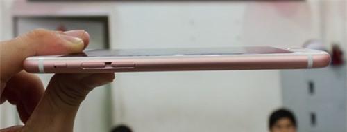 Cận cảnh iPhone 6S màu hồng đầu tiên tại TP.HCM - ảnh 4