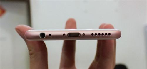Cận cảnh iPhone 6S màu hồng đầu tiên tại TP.HCM - ảnh 5