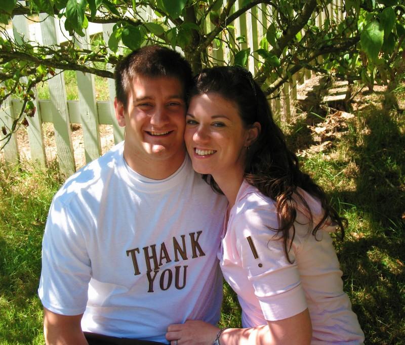"""Cách đơn giản để có hạnh phúc gia đình chính là thường xuyên nói """"cảm ơn"""" với người bạn đời của mình. Ảnh: Allfungames"""