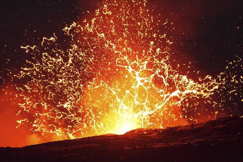 Siêu núi lửa thức tỉnh sẽ mang đến thảm họa cho nhân loại. Ảnh minh họa. Nguồn: Keumars