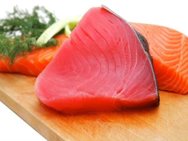 Những người ăn cá ngừ thường xuyên có nguy cơ ngộ độc thủy ngân. Ảnh: Boldsky.