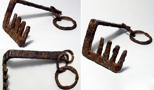 Chìa khóa của người Ai Cập cổ.