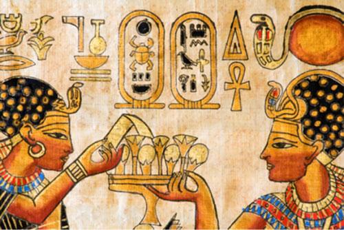 Ai Cập là nơi sáng tạo ra kem đánh răng đầu tiên trên thế giới.
