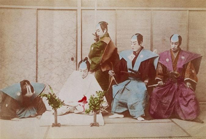 To mo cuoc song cua samurai va geisha the ky 19-Hinh-10