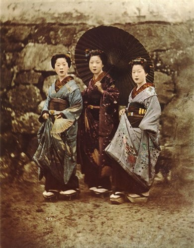 To mo cuoc song cua samurai va geisha the ky 19-Hinh-11