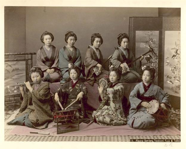 To mo cuoc song cua samurai va geisha the ky 19-Hinh-12
