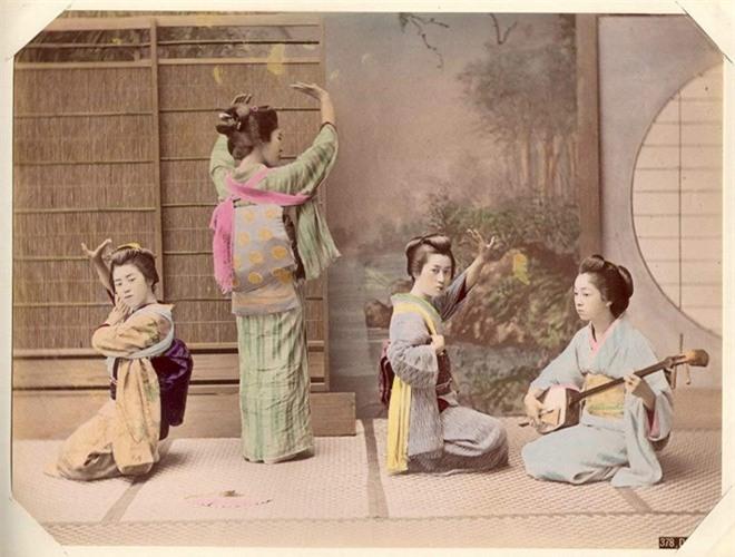 To mo cuoc song cua samurai va geisha the ky 19-Hinh-13