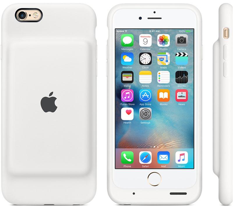 """Xem Ảnh đọc báo tin tức Apple ra mắt phụ kiện """"bá cháy"""" cho iPhone 6 và 6s - Tin tức Công nghệ và truyện phim nhạc xổ số bóng đá xem bói tử vi 2 Smart Battery Case"""