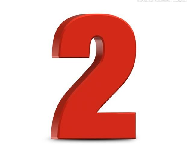 Số 2 và những ý nghĩa liên quan đến con số này - Hình 2