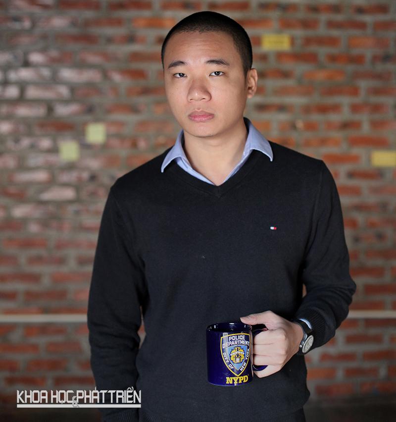 Nguyễn Hà Đông chọn việc mình giỏi nhất: Thiết kế trò chơi.