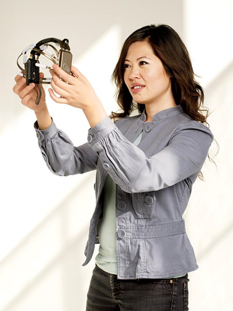 Tần Lê - một trong các ngôi sao khởi nghiệp tại thung lũng Silicon. Ảnh: NVCC