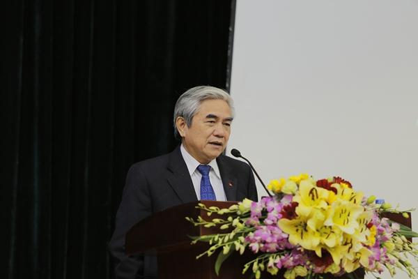 Bộ trưởng Bộ Khoa học & Công nghệ Nguyễn Quân