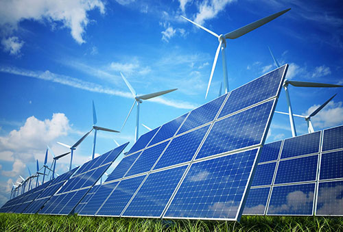 Năng lượng tái tạo đang là xu hướng phát triển của các quốc gia trong tương lai