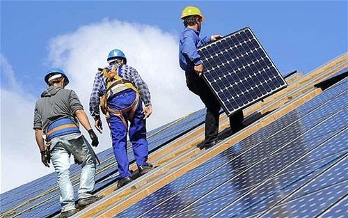 Pin mặt trời linh hoạt sẽ sớm được trang bị cho các bức tường trong nhà cũng như đặt trên mái của ngôi nhà
