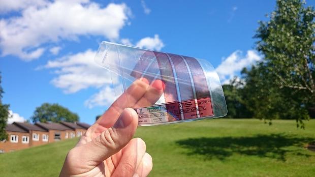 Giấy dán tường thông minh làm từ siêu vật liệu graphene có thể cung cấp điện năng cho ngôi nhà trong tương lai