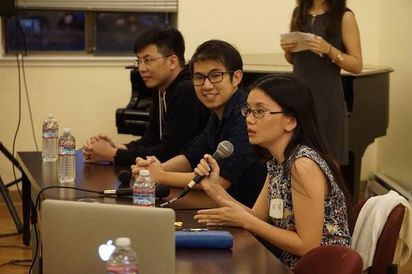 Chị Văn Đinh Hồng Vũ cho rằng, với một người startup thì cần nhìn ra thách thức cần giải quyết và thực sự có đam mê với con đường đã chọn.