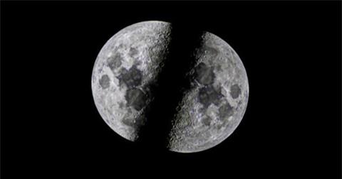 Khi bước vào giai đoạn sao đỏ lớn, Mặt Trời sẽ trở thành nguyên nhân dẫn sự phá hủy của Mặt Trăng.