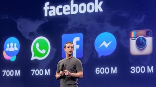 Chia sẻ cá nhân trên Facebook đang có xu hướng giảm.