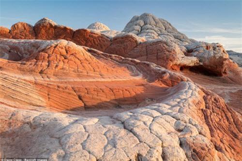 Những địa danh đẹp ngoạn mục như trên hành tinh lạ ở Mỹ - 13