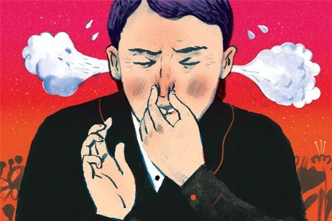 Cơ chế của hắt hơi là tống các vi khuẩn và các hạt dị vật ra khỏi đường mũi.