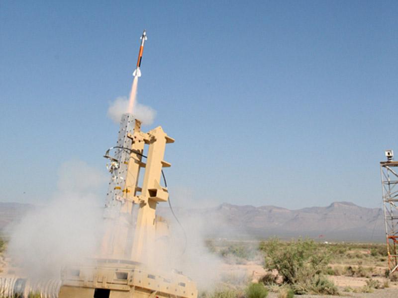 Hệ thống đánh chặn mini Hit-to-Kill là sản phẩm của tập đoàn sản xuất vũ khí khổng lồ Lockheed Martin