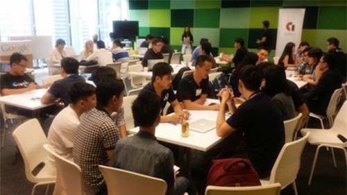 google tang 10 chuyen tham quan van phong tai singapore hinh anh 1