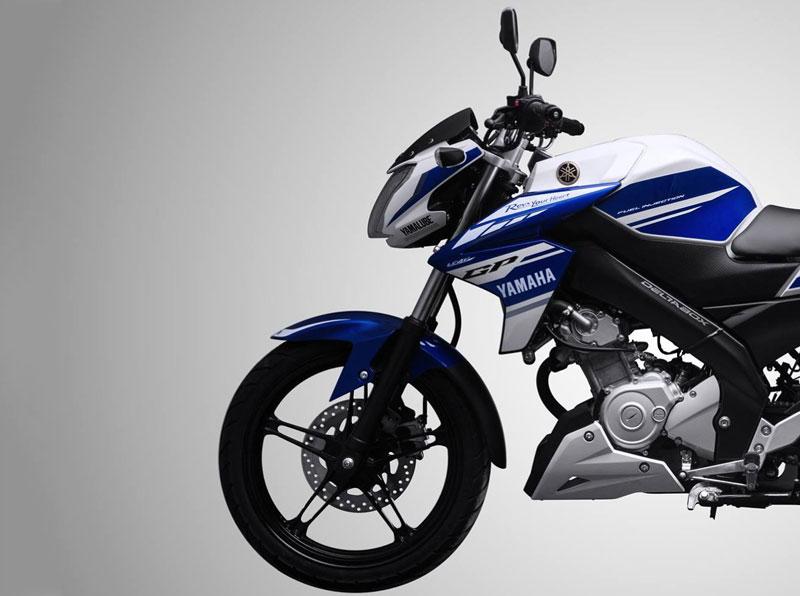 Cận cảnh Yamaha FZ150I GP mẫu mô tô được biker Việt yêu thích 10