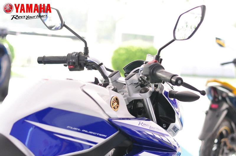 Cận cảnh Yamaha FZ150I GP mẫu mô tô được biker Việt yêu thích 12