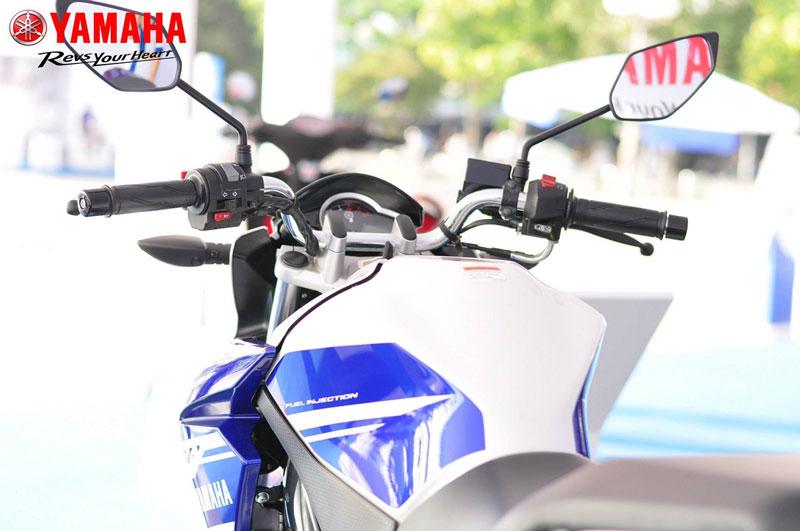 Cận cảnh Yamaha FZ150I GP mẫu mô tô được biker Việt yêu thích 13