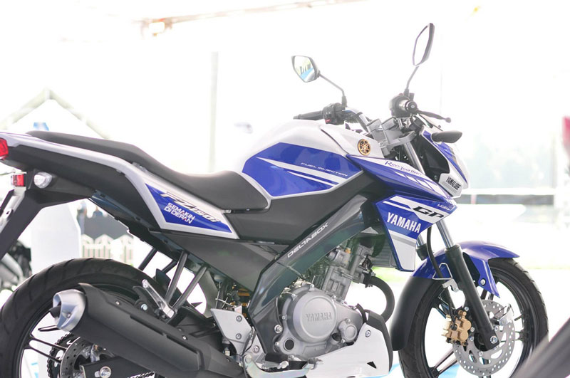Cận cảnh Yamaha FZ150I GP mẫu mô tô được biker Việt yêu thích 14