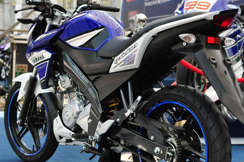 Cận cảnh Yamaha FZ150I GP mẫu mô tô được biker Việt yêu thích 15