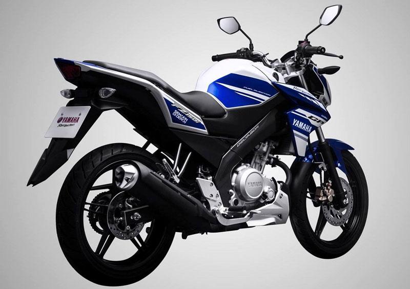Cận cảnh Yamaha FZ150I GP mẫu mô tô được biker Việt yêu thích