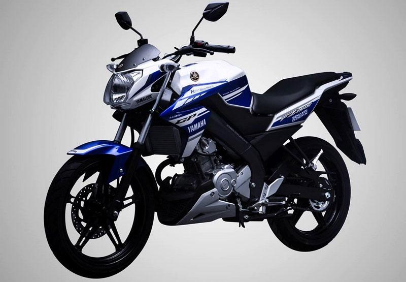 Cận cảnh Yamaha FZ150I GP mẫu mô tô được biker Việt yêu thích 2
