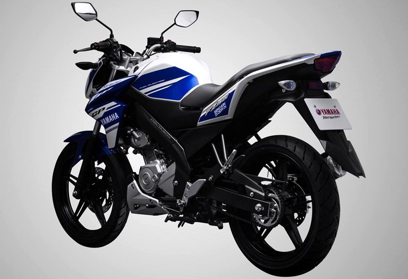 Cận cảnh Yamaha FZ150I GP mẫu mô tô được biker Việt yêu thích 5