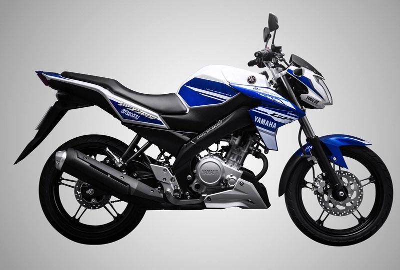 Cận cảnh Yamaha FZ150I GP mẫu mô tô được biker Việt yêu thích 6