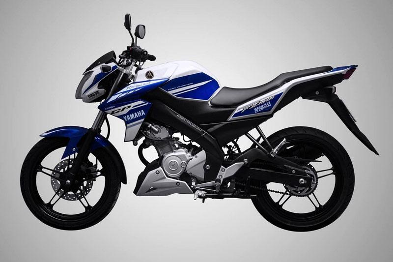 Cận cảnh Yamaha FZ150I GP mẫu mô tô được biker Việt yêu thích 7
