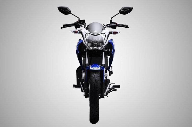 Cận cảnh Yamaha FZ150I GP mẫu mô tô được biker Việt yêu thích 8