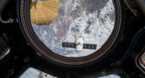 Tàu vũ trụ vận tải Dragon sẽ tách ra khỏi tàu mang tên lửa vào ngày 20/8 và đến Trạm không gian ISS.