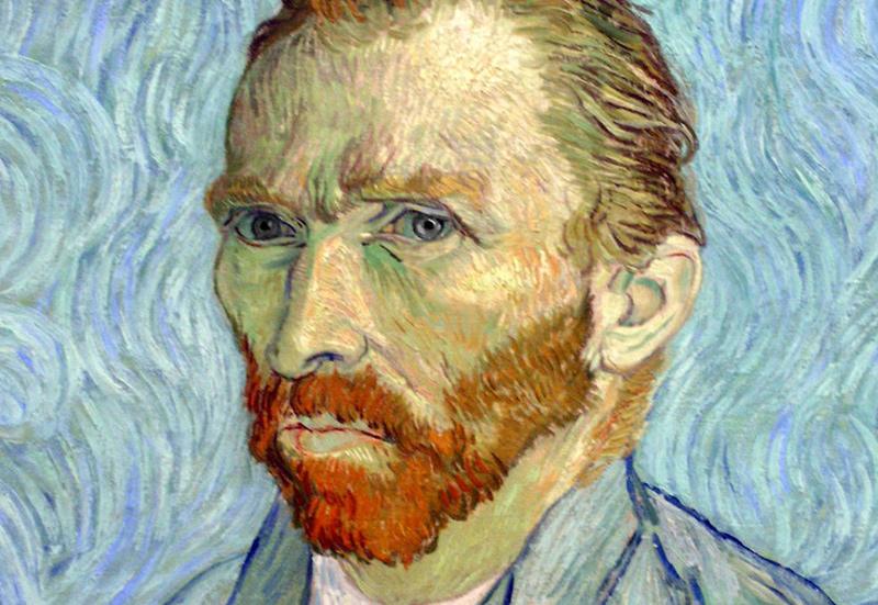 Vicent Van Gogh - một thiên tài lập dị.