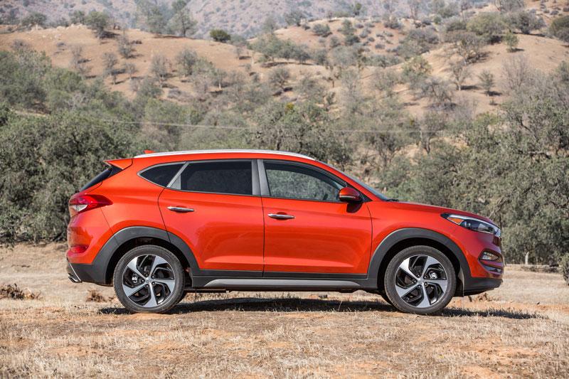 Hyundai Tucson 2016 có ưu điểm gì để bạn chọn mua? 11