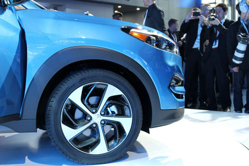 Hyundai Tucson 2016 có ưu điểm gì để bạn chọn mua? 13