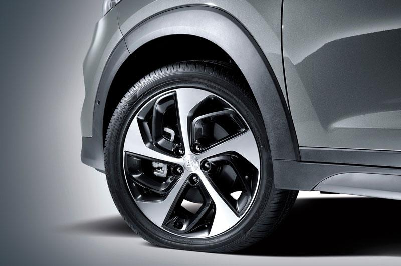 Hyundai Tucson 2016 có ưu điểm gì để bạn chọn mua? 14