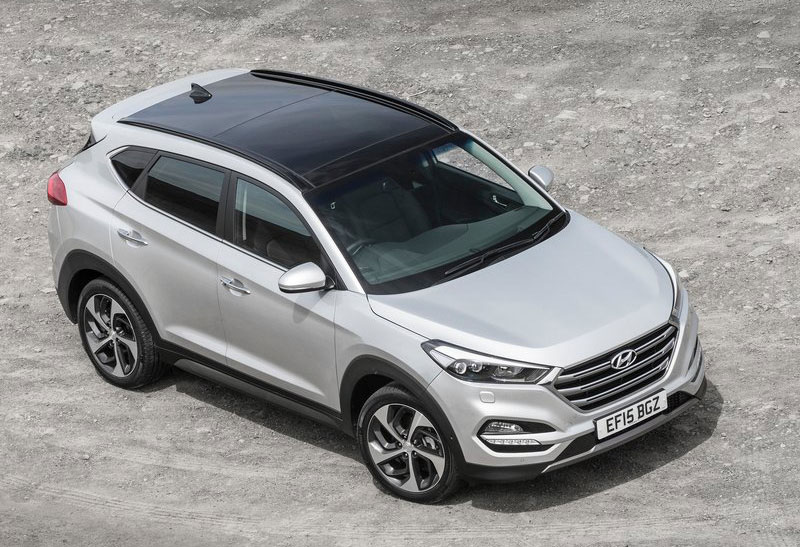 Hyundai Tucson 2016 có ưu điểm gì để bạn chọn mua? 4