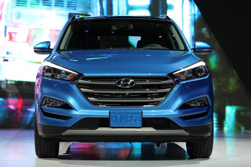 Hyundai Tucson 2016 có ưu điểm gì để bạn chọn mua? 8