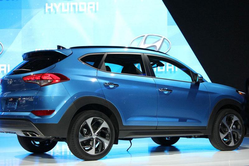 Hyundai Tucson 2016 có ưu điểm gì để bạn chọn mua? 7