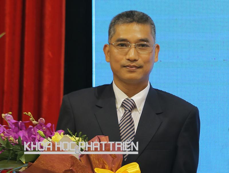 GS-TS Nguyễn Văn Hiếu - Viện trưởng Viện ITIMS. Ảnh: Loan Lê