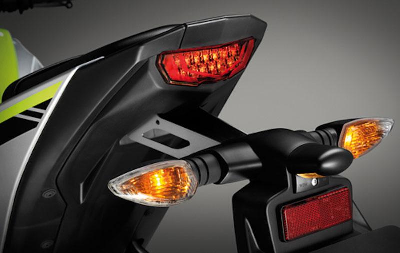 Ngắm cận cảnh xe Yamaha TFX 150 2016 mới ra mắt tại Việt Nam 19