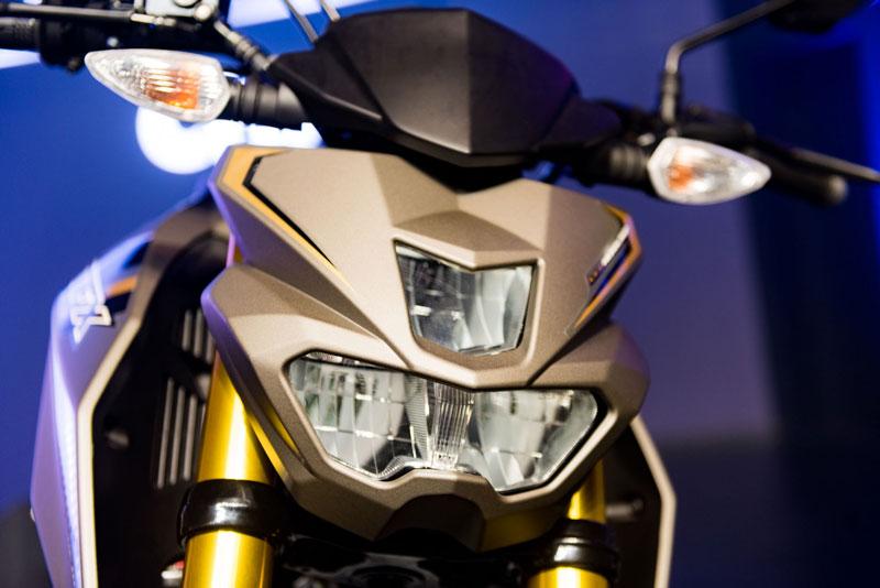 Ngắm cận cảnh xe Yamaha TFX 150 2016 mới ra mắt tại Việt Nam 9