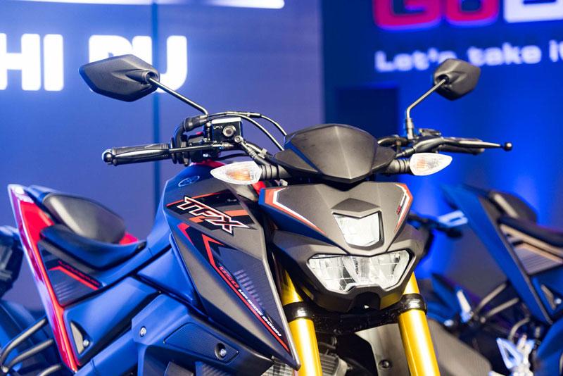 Ngắm cận cảnh xe Yamaha TFX 150 2016 mới ra mắt tại Việt Nam 8